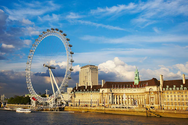 How you can spend a night in the London Eye