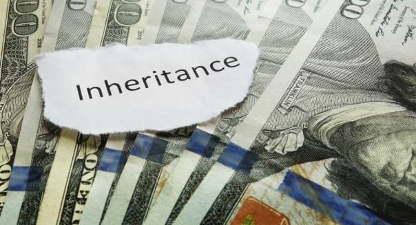 Inheritance note