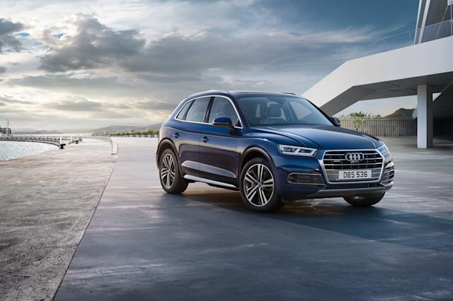 The all-new Audi Q5