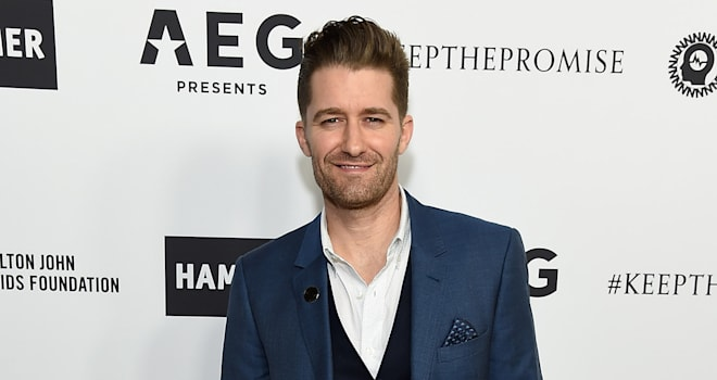 'Grey's Anatomy': Photos Show 'Glee' Vet Matthew Morrison as New Doctor