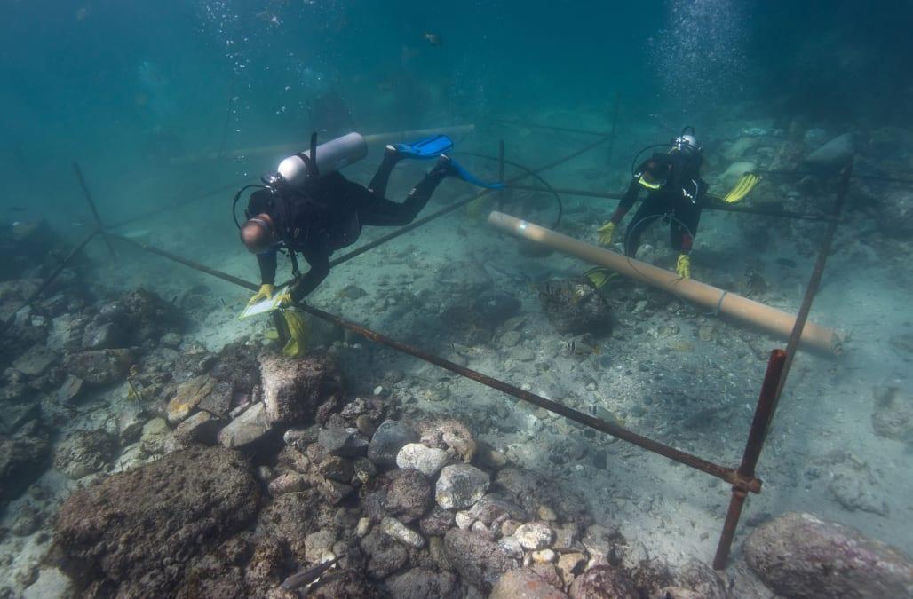 Mideast Emirates Oman Shipwreck