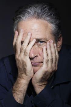 Jon Stewart Portrait Session