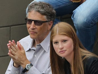 2014 US Open Celebrity Sightings - Day 15