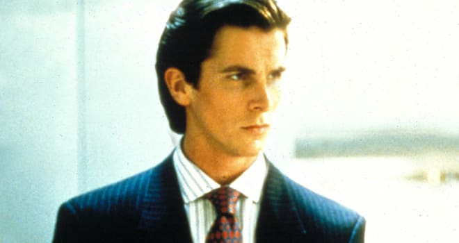 Christian Bale in 'American Psycho'