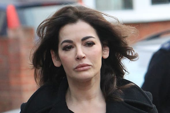 Nigella Lawson stopped from flying to US