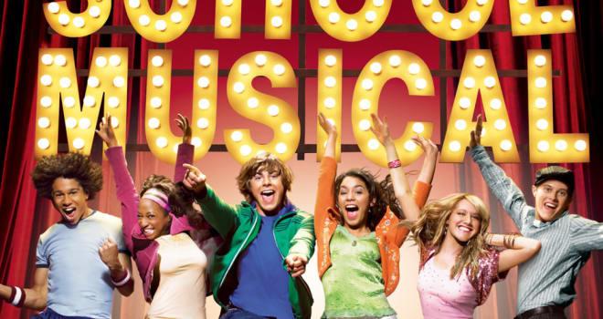 High movie musical school see