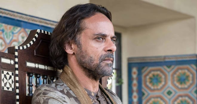 Doran Martell Actor Confused by 'Game of Thrones' Exit ...