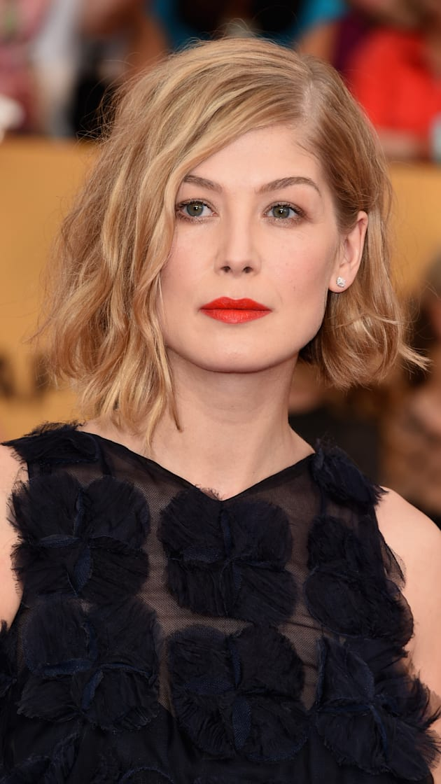 Rosamund Pike at the 2015 SAG Awards