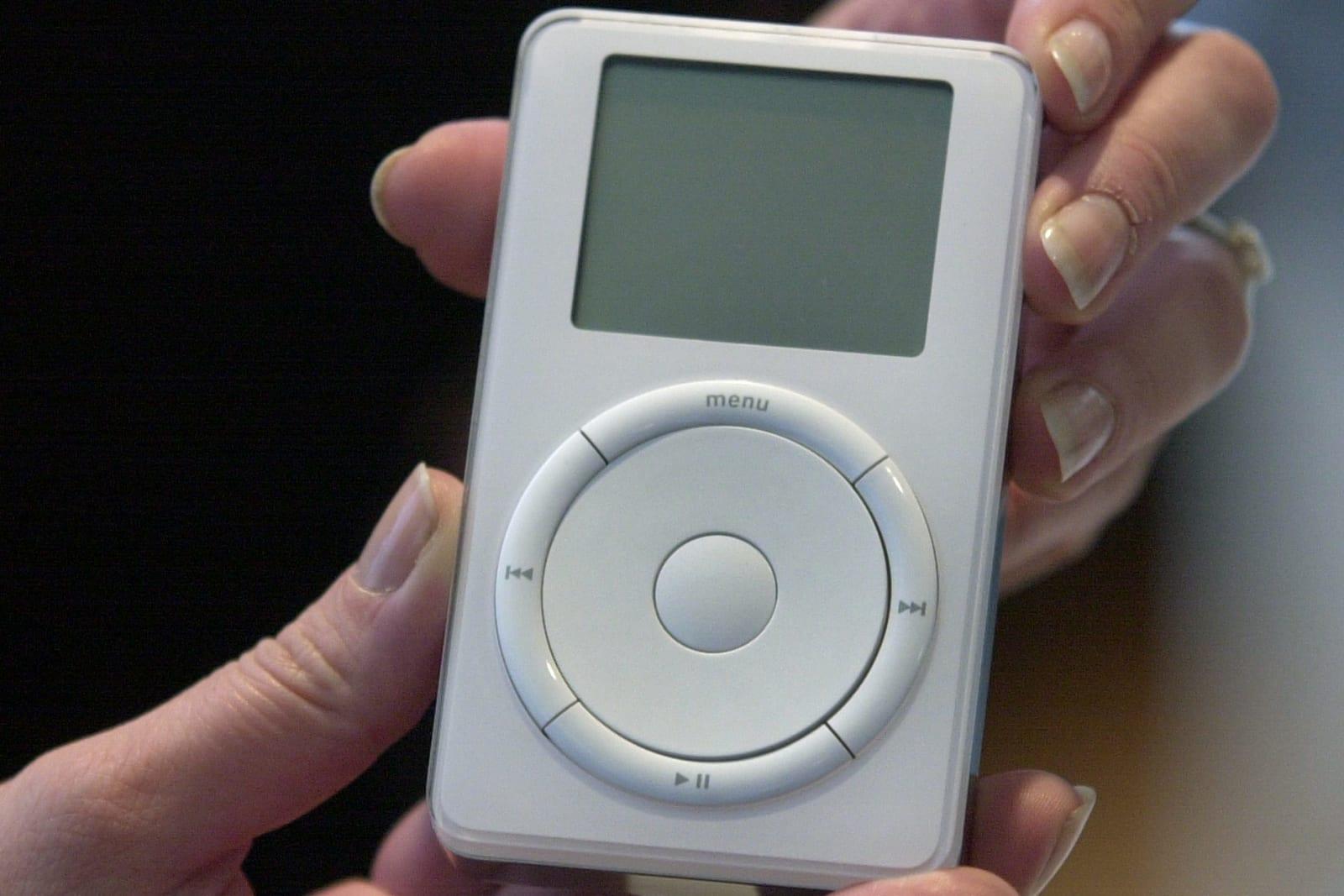 Prvý iPod je dodnes legenda - svetapple.sk