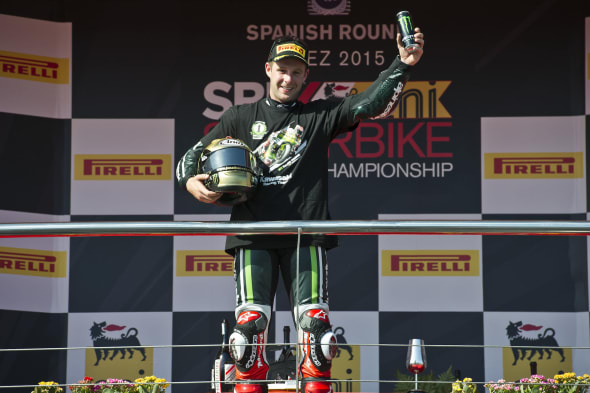 2015 Superbike World Championship, Round 11, Jerez, Spain, 18-20 September 2015, Jonathan Rea, Kawasaki