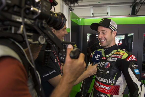 Kawasaki Racing Team Jonathan Rea