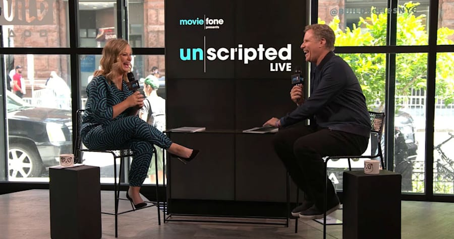 'The House' Unscripted Live
