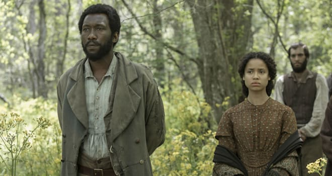 Mahershala Ali and Gugu Mbatha-Raw star in FREE STATE OF JONES