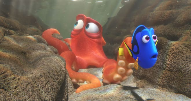Finding Dory record-breaking box office