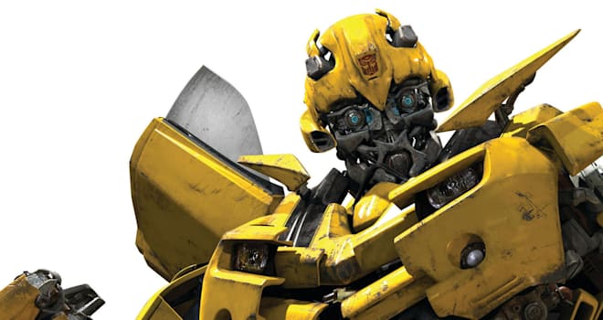 Bumblebee, Transformers Spinoff
