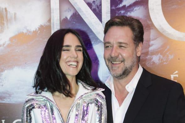 'Noah' Paris Premiere At Cinema Gaumont Marignan