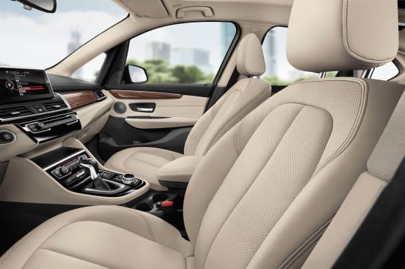 BMW 218d Active Tourer Selection