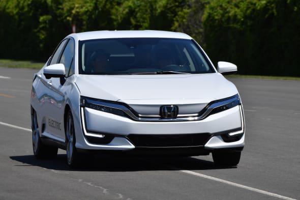 Honda CLARITY FCV PHV EV