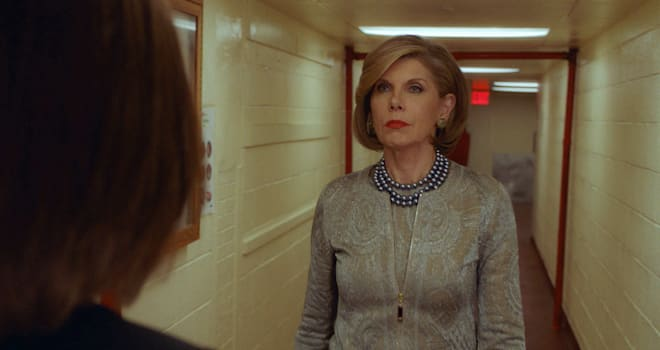 the good wife, spinoff, spin-off, christine baranski, diane lockhart