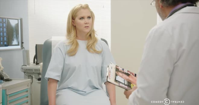 amy schumer, inside amy schumer, comedy central, season 4, promo, overexposed