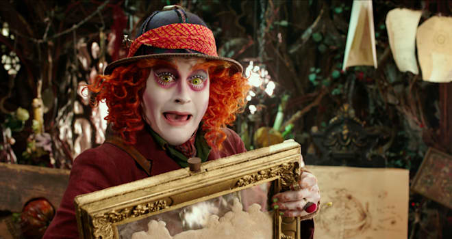 Alice Through the Looking Glass arrives on Netflix January 11, 2017