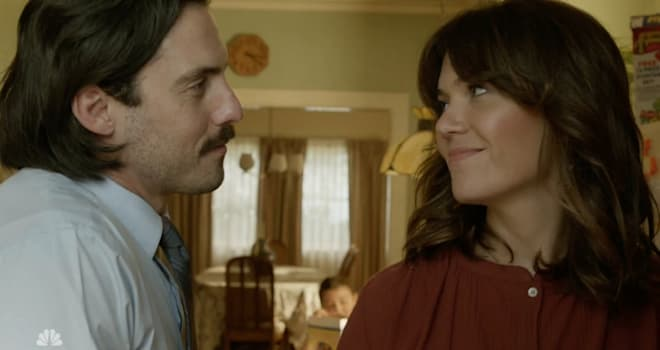 this is us, episode 2, milo ventimiglia, mandy moore