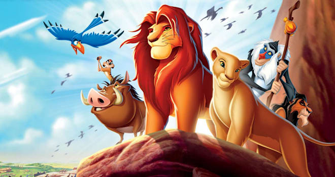 the lion king, national film registry, library of congress