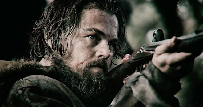 Leonard DiCario in THE REVENANT