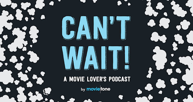 CAN'T WAIT! A Movie Lover's Podcast logo