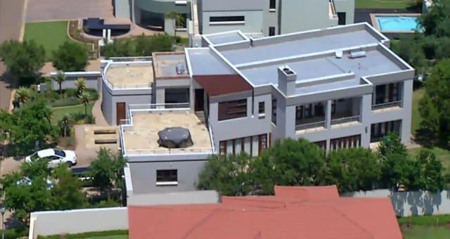South Africa Pistorius Shooting