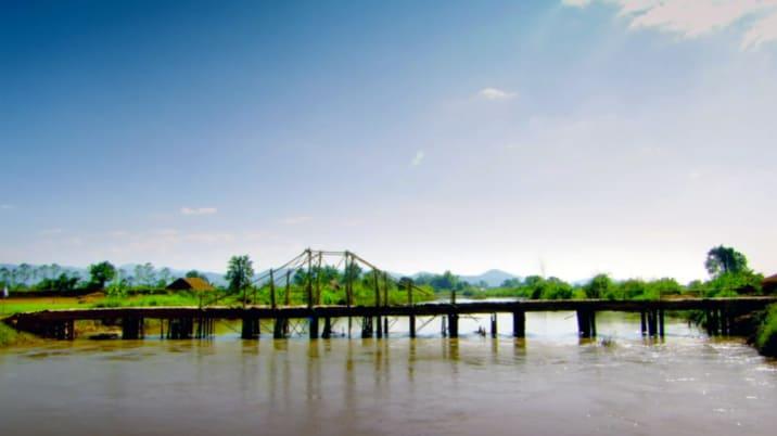 Top Gear Burma Bridge