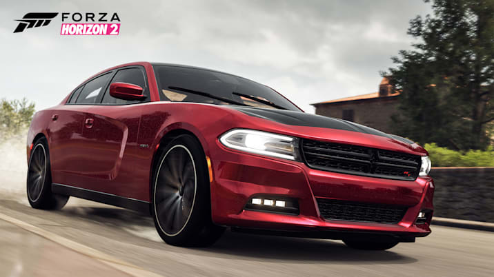 We drive the cars of Furious 7    in Forza Horizon 2 [w