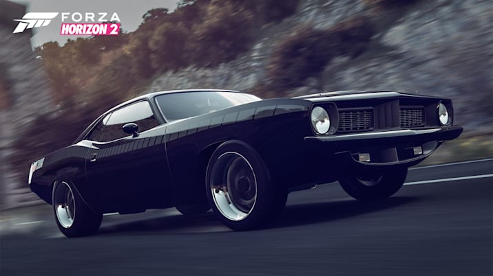 Forza Horizon 2 Presents Fast and Furious 1970 Plymouth Cuda AAR