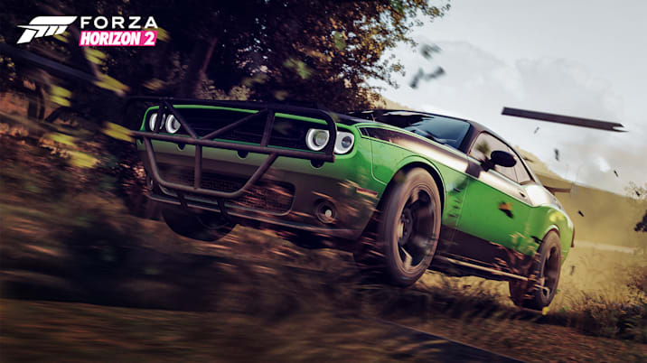 Forza Horizon 2 Presents Fast and Furious 2015 Dodge Challenger R/T
