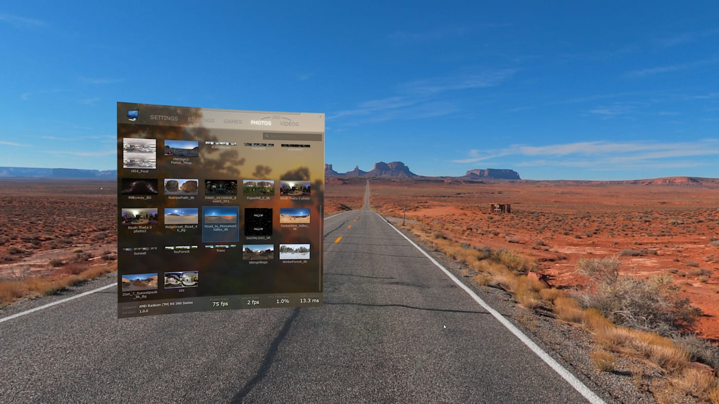 Virtual Desktop for VR is a glimpse at a future without monitors