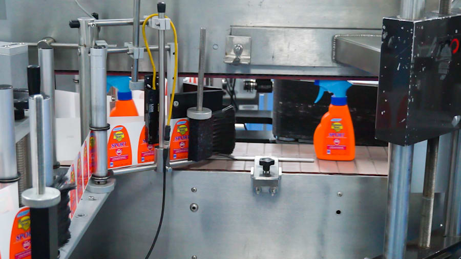 Sunscreen manufacturing is strictly regulated in