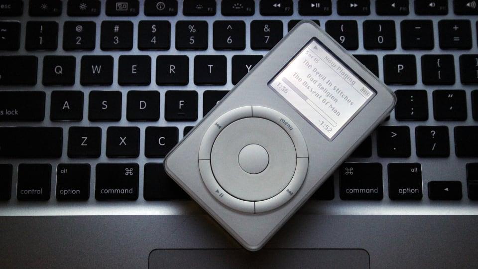 """iPod original"" turns 9"