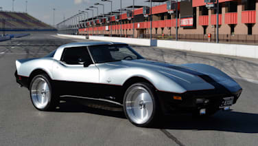 Jet Turbine Chevy Corvette