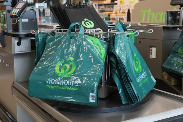 Customers will be able to buy more durable, reusable plastic bags for 15 cents