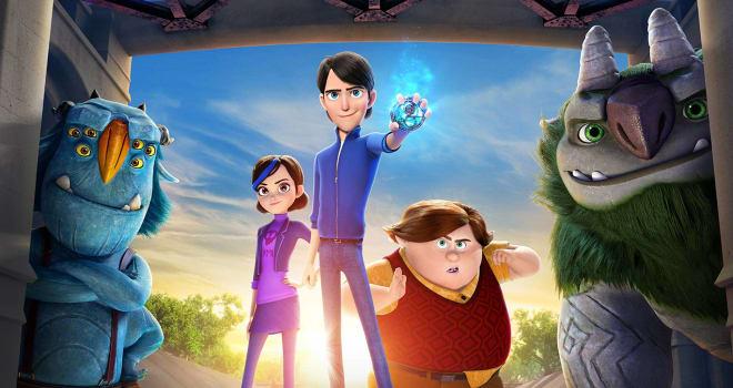 Netflix & DreamWorks Animation's TROLLHUNTERS