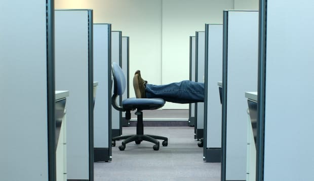 cubicle - office series 4