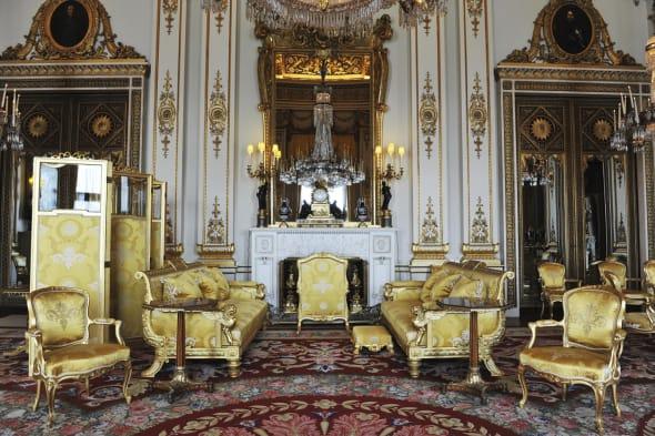 Buckingham Palace White Drawing Room
