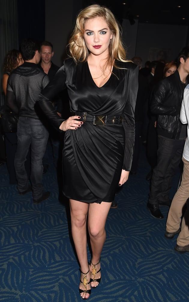 Kate Upton at the MTV Movie Awards