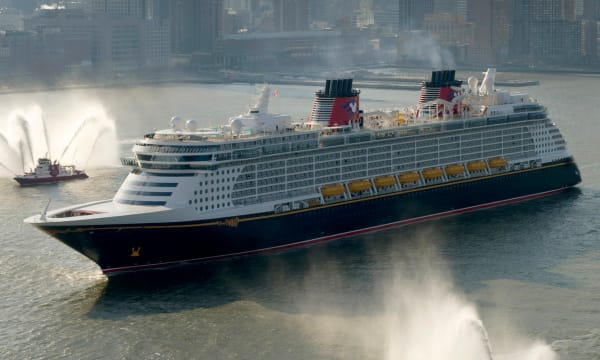 Travel Brief Disney New Ship