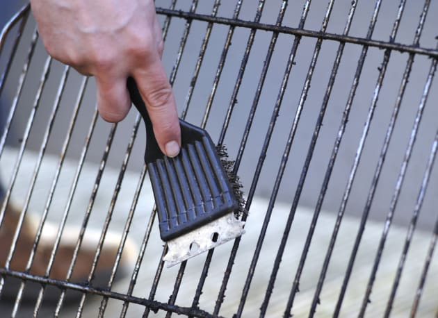 Metal BBQ Brushes Can Send You To The Hospital, Alberta Mom