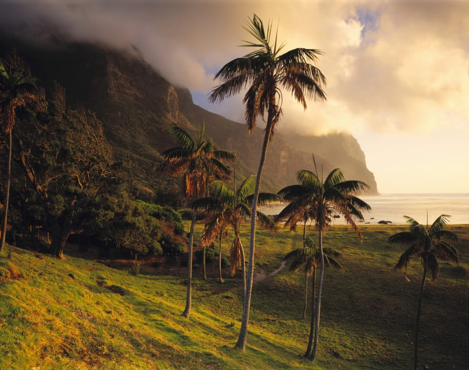 The unbelievable landscape of Lord Howe