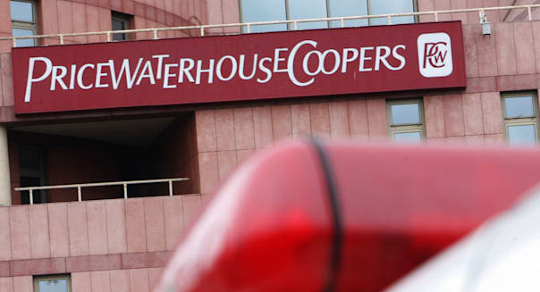 The Moscow office of the PriceWaterhouseCoopers a major auditing and consulting company