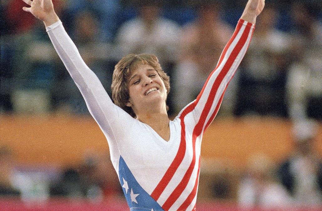 LA Olympics Memorable Moments