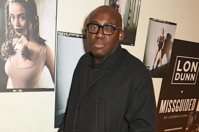 1bc346a7d7f British Vogue names Edward Enninful as first male editor - AOL