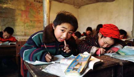 School for Migrant workers'' children